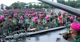 Daftar Nama 38 Pati TNI AL Terkena Mutasi Termasuk Brigjen TNI Marinir Bambang Sutrisno