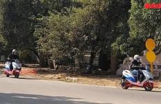 Suzuki Brugman Street Bertenaga Listrik Mulai Diuji di Jalan - JPNN.com
