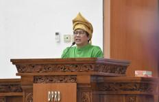Pidato di Sidang Paripurna Istimewa DPRD Babel, Mendes PDTT Kutip Bung Hatta - JPNN.com