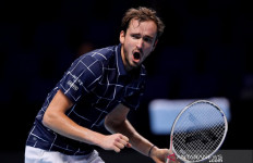 Nadal dan Djokovic Tumbang, Medvedev Vs Thiem di Puncak ATP Finals 2020 - JPNN.com