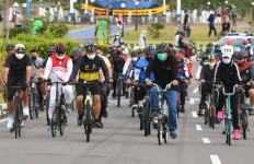 Menpora Zainuddin Amali Nilai Kepri Berpotensi Mengembangkan Sport Tourism - JPNN.com