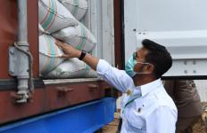 Mentan Syahrul Lepas Ekspor Perdana Cabai Kering ke Pakistan - JPNN.com
