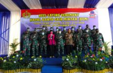 PT Batamec Shipyard Kembali Dipercaya Bangun Kapal BCM TNI AL - JPNN.com