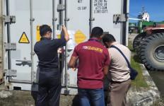 Jelang Akhir Tahun, Kegiatan Ekspor Bea Cukai Maluku Makin Meningkat - JPNN.com