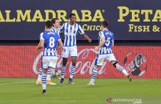 Liga Spanyol: Perjuangan Menggulingkan Sociedad Sepertinya Makin Berat - JPNN.com