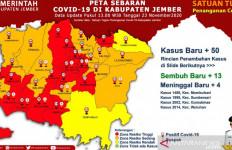 Wilayah Zona Merah Covid-19 di Jember Makin Meluas - JPNN.com