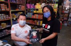 Gempur Rokok Ilegal, Bea Cukai Blusukan ke Pasar Tradisional Kotamobagu - JPNN.com