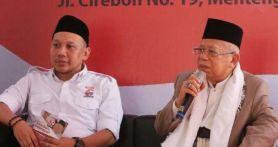 Sukarelawan Kiai Ma'ruf Amin Mendesak Ferdinand Minta Maaf