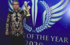 Sukses Lahirkan Inovasi di Kala Pandemi, Dirut BRI Sunarso Raih Best CEO of The Year - JPNN.com