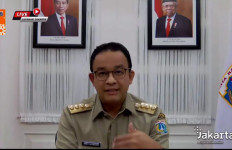 Gubernur Anies Beberkan Kronologi Positif Covid-19 - JPNN.com