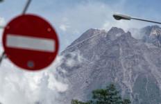Dalam 3 Hari Terakhir, Deformasi Gunung Merapi Mencapai 18 Senti - JPNN.com