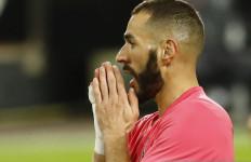 Benzema dan Ramos Belum Masuk Skuad, Sanggup Enggak ya Real Lawan Inter? - JPNN.com