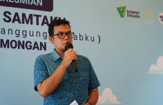 Samtaku Lamongan Menjadi TPST Terbesar di Jatim, Danone-AQUA Bangga - JPNN.com