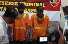 Pencuri Tas di Masjid Polresta Ditangkap, Ternyata Kakak Beradik, Nih Penampakannya - JPNN.com