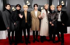 BTS Semringah Masuk Nominasi Grammy Awards - JPNN.com