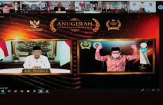 Gus Menteri Sukses Pimpin Kemendes PDTT Raih Anugerah Keterbukaan Informasi Publik 2020 - JPNN.com