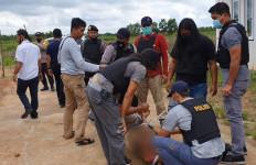 SR Punya 'Hobi' Membunuh, Korban Terakhir Seorang Pria - JPNN.com