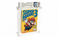 Gila, Salinan Gim Super Mario Bros 3 Laku Rp 2,2 Miliar - JPNN.com