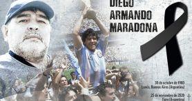 Untuk Menghormati Maradona, Jangan Ada Lagi Nomor Punggung 10
