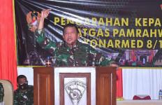 Sambangi Prajurit Yon Armed, Begini Pesan Letjen TNI Herindra - JPNN.com