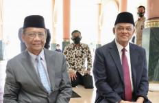 Mahfud Bertemu Jenderal Gatot di Sebuah Masjid, Bicara dari Hati ke Hati - JPNN.com
