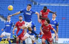 Dramatis Banget, Liverpool Gagal Menang di Kandang Brighton - JPNN.com
