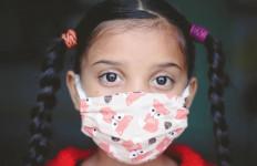Tips Menggunakan Masker yang Benar Pada Anak - JPNN.com