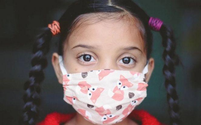 Tips Menggunakan Masker yang Benar Pada Anak