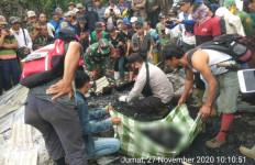 Dahwan Tewas dengan Kondisi Hangus Terbakar, Polisi dan TNI Sampai Turun ke Lokasi - JPNN.com