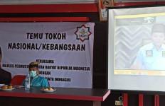 Wakil Ketua MPR Hidayat Nur Wahid Sosialisasikan Empat Pilar MPR RI kepada Masyarakat Riau - JPNN.com