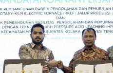 Hilirisasi Nikel, WIKA-CNI Berkolaborasi Bangun Industri Smelter di Kolaka - JPNN.com