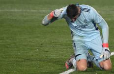 Courtois Blunder, Hazard Cedera, Real Madrid Keok di Tangan Alaves - JPNN.com