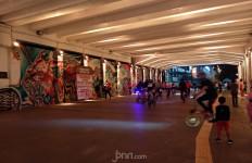 Keren, Kota Jakarta Turut Memeriahkan Ulang Tahun Persija ke-92 - JPNN.com