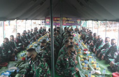 Kabar Gembira dari Letkol Inf Anjuanda dari Perbatasan RI-PNG, Selamat! - JPNN.com