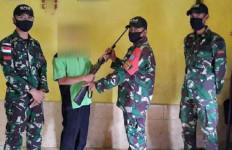Giliran Letkol Inf Alim Mustofa Sampaikan Kabar Gembira dari Perbatasan RI-Malaysia, Hebat! - JPNN.com