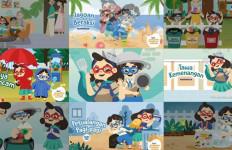 Seri Dongeng Edukasi SAMTAKU, Mengajak Anak-anak Menjaga Lingkungan - JPNN.com