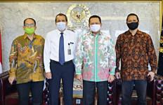 Terima Deputi Pencegahan KPK, Bamsoet Bahas Sinergisitas KPK dan Pelaku Dunia Usaha - JPNN.com