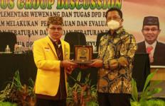 Mahyudin: DPD RI Berperan Dalam Pembentukan Hukum Pusat dan Daerah - JPNN.com