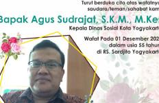 Innalillahi, Pak Agus Sudrajat Meninggal Dunia Lantaran Covid-19 - JPNN.com
