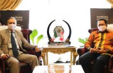 Bamsoet dan Dubes Italia Bahas Kerja Sama Pembangunan Sirkuit F1 Bali - JPNN.com