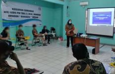 Kemensos: Semangat Baja Penerima Manfaat ODHIV Ukir Karya - JPNN.com
