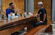 Ganjar Pranowo Mengaku Tak Sanggup Seperti Mas AHY - JPNN.com