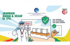 Langkah KPU Agar KPPS di Pemilihan Serentak 2020 Bebas dari COVID-19 - JPNN.com