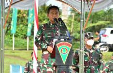 Ratusan Personel Yonif 122 Tombak Sakti Dikerahkan ke Perbatasan di Papua - JPNN.com