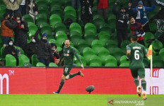 Krasnodar Pastikan Tiket 32 Besar Liga Europa - JPNN.com
