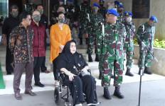 Putri Presiden Soekarno Hibahkan Kendaraan ke Puspom AD - JPNN.com