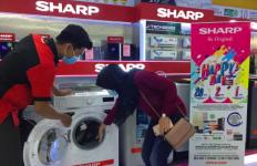 Sambut Tahun Baru 2021, Sharp Indonesia Hadirkan Program Belanja Happy Day - JPNN.com