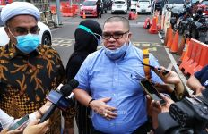 Huda Menduga, Ini Penyebab Razman Arif Nasution Hengkang dari Kubu Moeldoko - JPNN.com