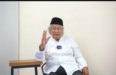 Babe Ridwan Saidi: Parpol Enggak Usah Masuk Kabinet, Bikin Negara Rugi - JPNN.com