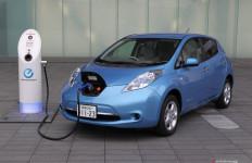 Nissan Leaf Rayakan Ulang Tahun ke-10 - JPNN.com